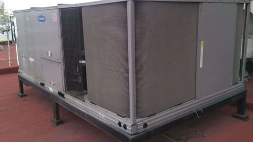 clima central,15 ton,alta eficiencia,marca carrier,440 volts