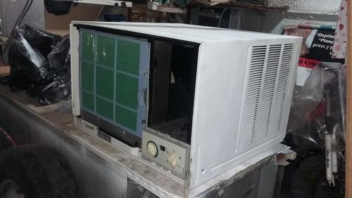 clima de ventana 18,000 btu. 220 volts. funcionando al 100%