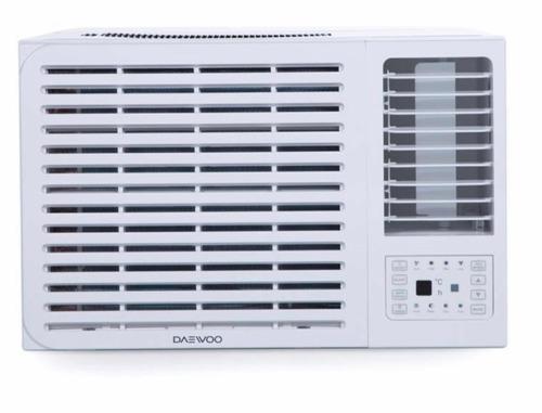 clima de ventana daewoo 1 tonelada 12000 btus 220v
