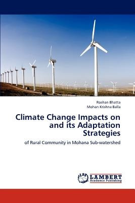climate change impacts on and its adaptation st envío gratis