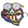 Manometros Completos Para R12, R22, R502 Refrigeracion