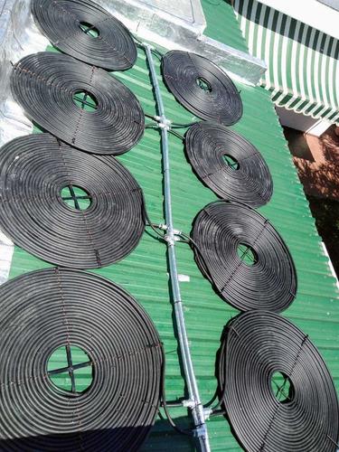 climatización piletas con energía solar