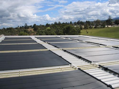 climatización solar heliocol junior pileta piscina 15m plano