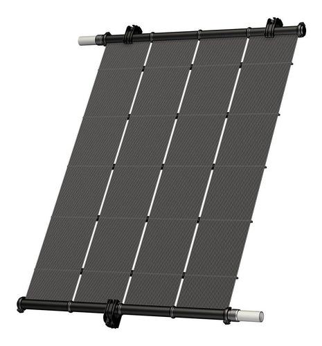 climatización solar pileta heliocol kit mini piscina 10m tp