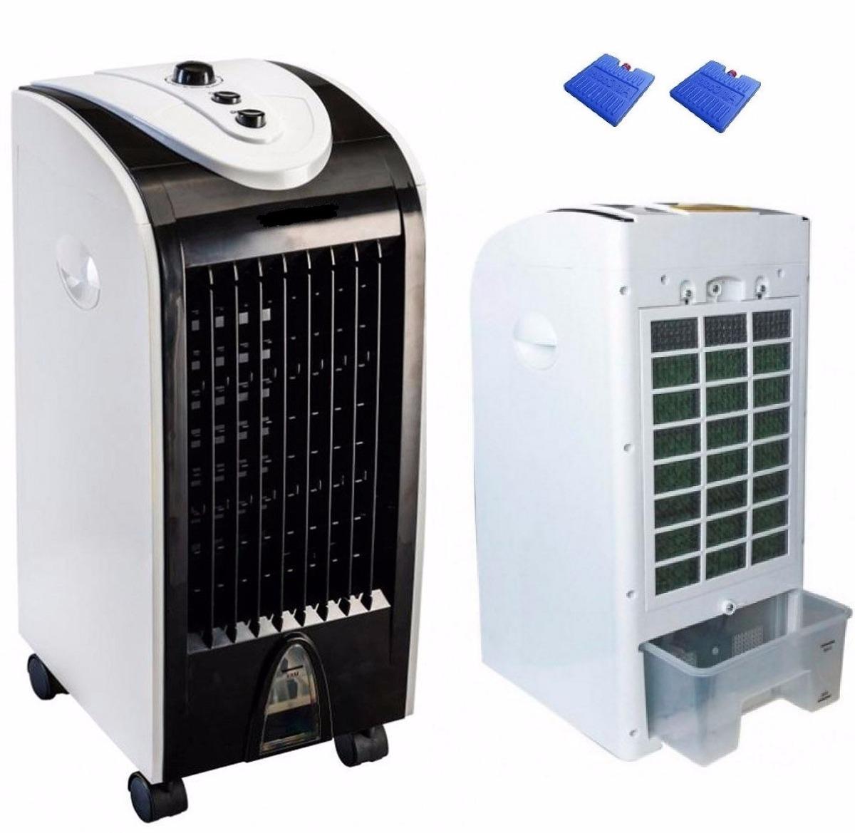 Climatizador aire fr o port til 4en1 bajo consumo 5 for Consumo aire acondicionado portatil