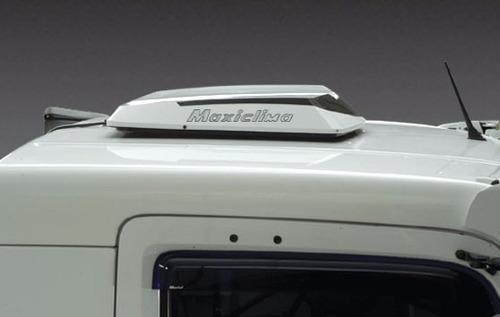 climatizador caminhão caminhonete slim master g6 maxiclima