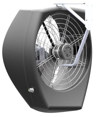 climatizador de ar com aspersor de água aquaclima até 150 mt