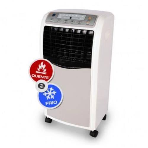 climatizador de ar quente e frio 127v controle remoto