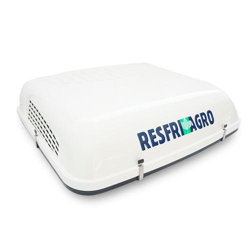 climatizador de ar resfriagro para retroescavadeiras