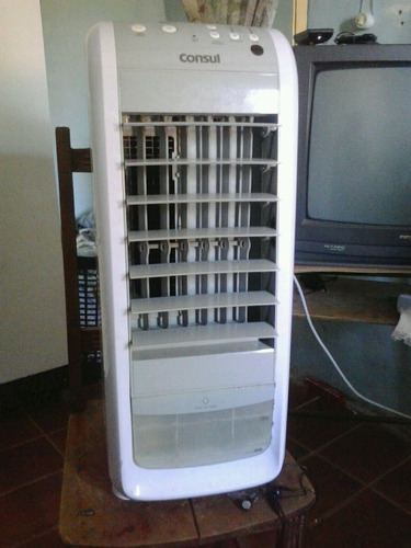 climatizador e purificador de ar