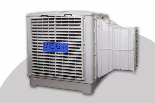 climatizador evaporativo de parede para área de até 120m2