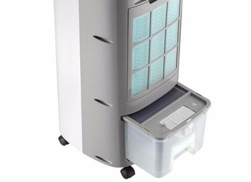 climatizador midea mcc-01 3 velocidades, timer, portátil