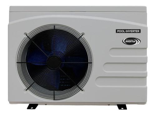 climatizador pileta electrico inverter bomba de calor 110m2