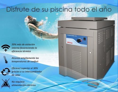 climatizador piscina pileta peisa tx 40