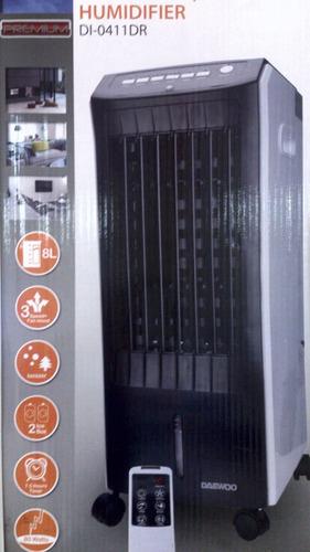 climatizador portatil daewoo di-0411dr frio purificador aire