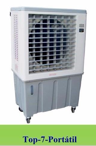 climatizador portátil top-7 ( portátil ou instalação fixa)