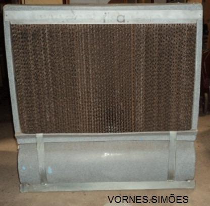 climatizador resfriador d ar evaporativo ecobrisa eb80  usad