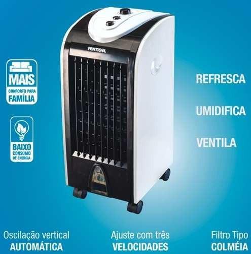 climatizador residencial- oferta imperdible
