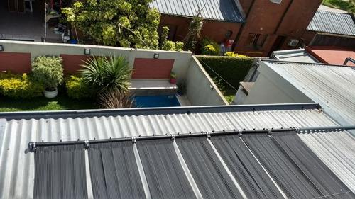 climatizador solar para piletas