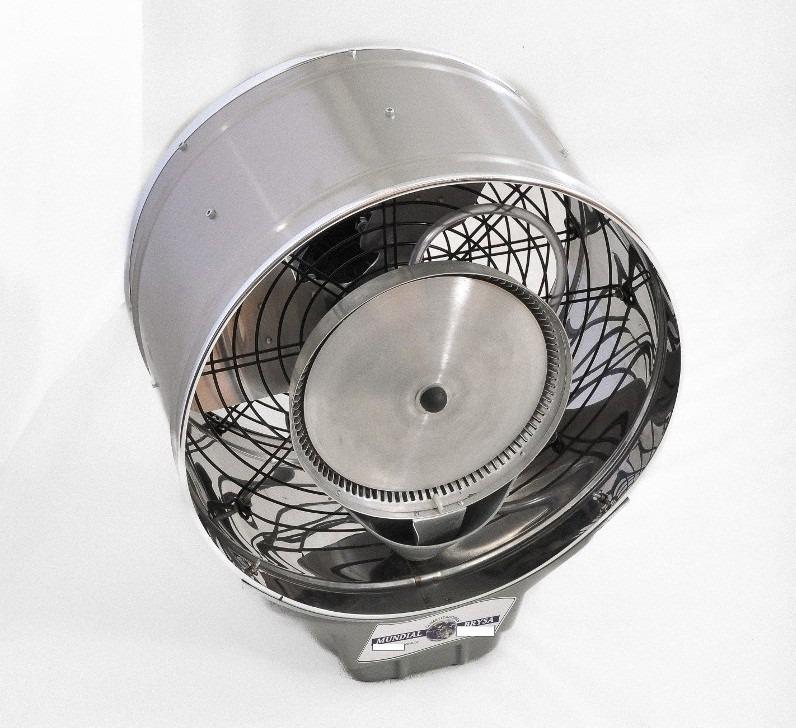 Climatizador ventilador 50cm umidificador de parede a gua - Climatizador de agua ...