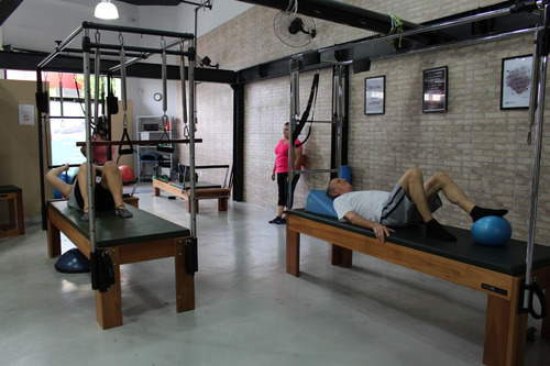 clinica de estética, pilates e funcional.