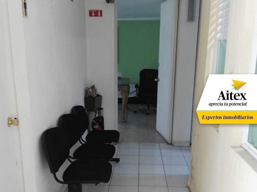 clínica médica en renta ,oportunidad para inversionistas, naucalpan de juárez.
