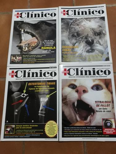 clínica medicina veterinária (artigos científico)