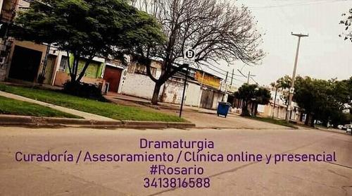 clínica online de dramaturgia