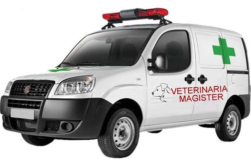 clinica veterinaria - consulta - domicilios