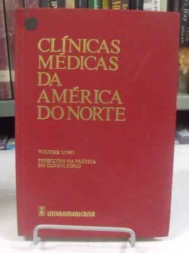 clínicas médicas da américa do norte volume 1 - diversos