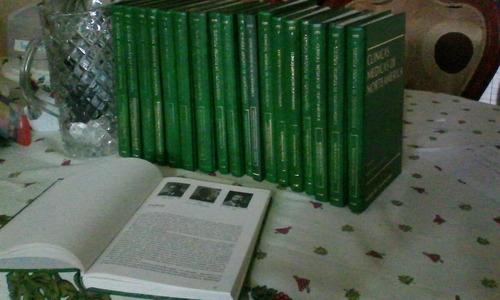 clínicas médicas de norteamérica  19 ejemplares años 96-02