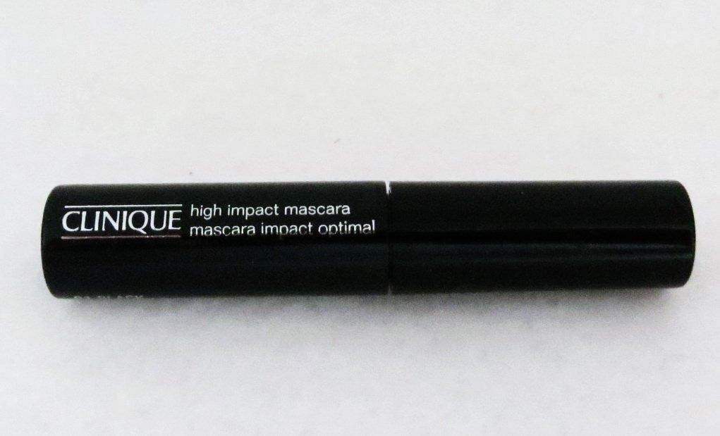 489374550e9 Clinique High Impact Mascara 01 Black Mini-tamaño - $ 807.00 en ...