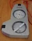 clinómetro hipsometro suunto tandem 360r