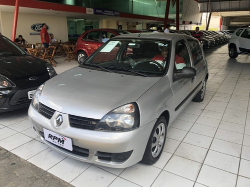 clio 1.0 campus 16v flex 4p manual 84000km