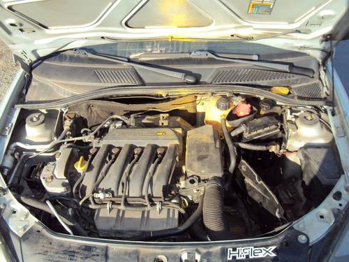 clio 1.6 16v ano 07 sucata motor cambio porta capo suspensão