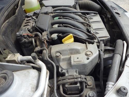 clio 2008 renault ,accidentado,standar,motor 1.6 ,partes