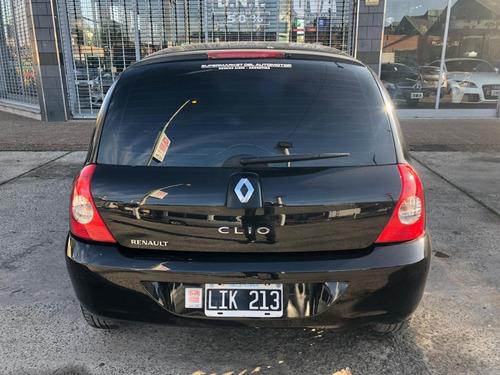 clio 2012 full unico dueño !!!