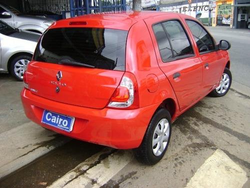 clio expression flex 4 portas vermelho ar condicionado etc