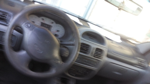 clio ii modelo  2000  diesel dh  ac  airback full c/ transfe