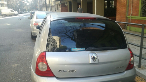 clio pack plus 5 puertas