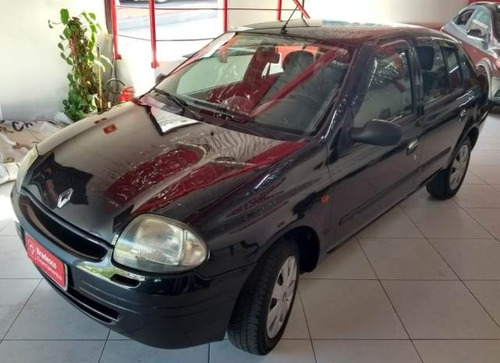 clio sedan rn 1.0 - 2001