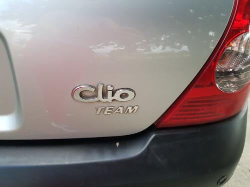 clio team 1600, 16 válvulas