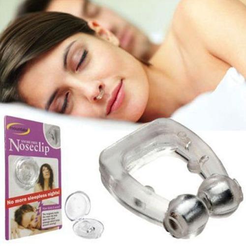 clip anti ronquidos dejar de roncar respira mejor salud