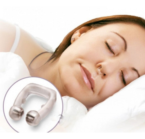 clip anti ronquidos snore stopper pare de roncar dispositivo