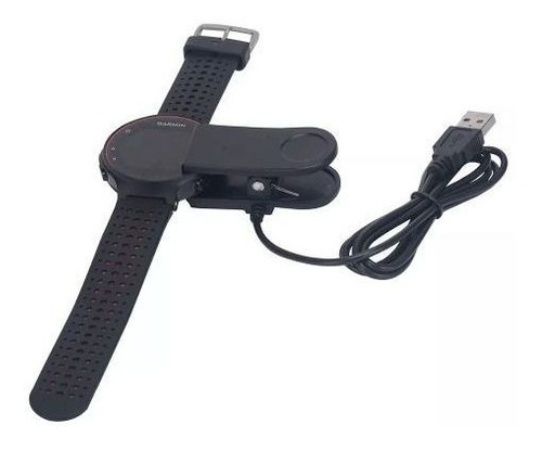 clip carregador garmin forerunner 35 235 630 645 735xt