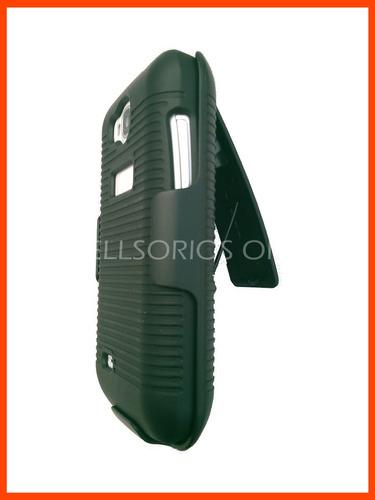 clip combo protector holster nextel v.35 negro !!!