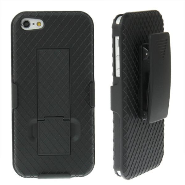 3287eda6aa8 Clip De Correa Para iPhone 5 & 5s & Se Con 180 Grados Rota L ...