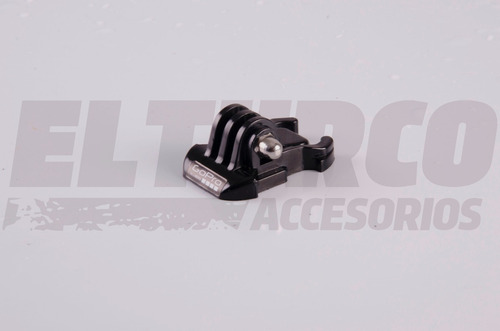 clip ebilla soporte base camara gopro - generico
