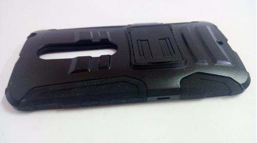 clip funda protector carcasa para motorola moto x (128) nepa