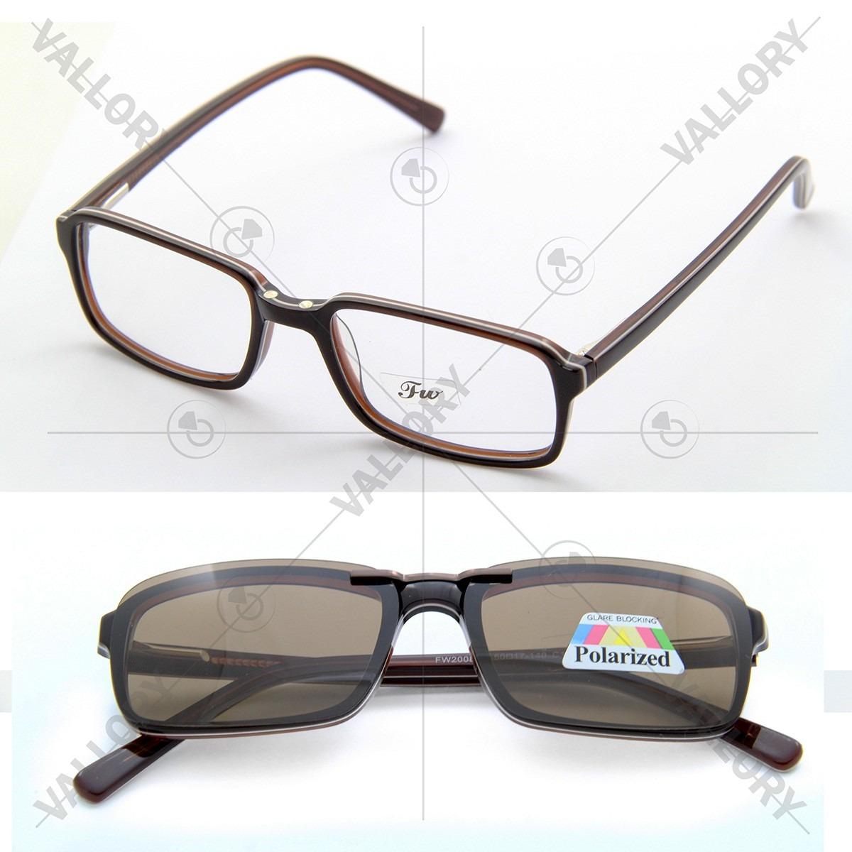 1d42cb00fd431 clip on de sobrepor óculos de grau proteção uv unisex e sol. Carregando  zoom.